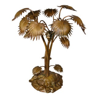 Stunning Sculpture in Bronze of a Tree For Sale