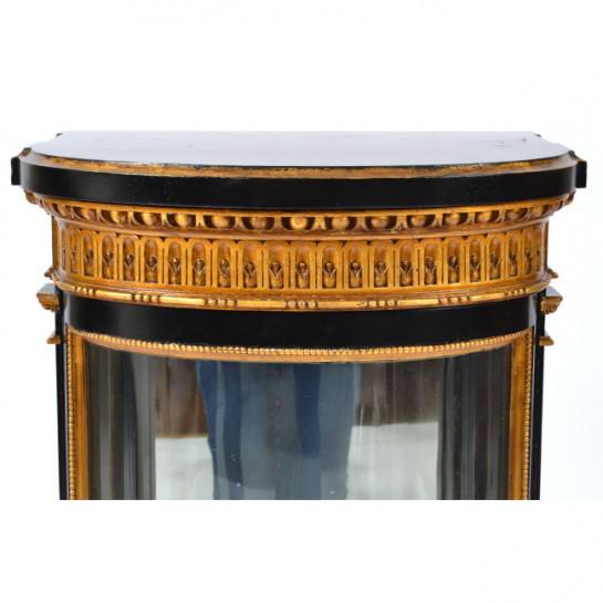 19th Century Antique Sweden Gustavian Cabinet For Sale - Image 9 of 13