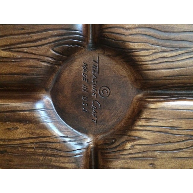 Vintage Treasure Craft Serving Platter - Image 5 of 5