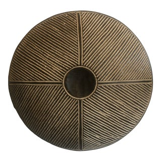 Early 20th Century African Warrior Shield For Sale