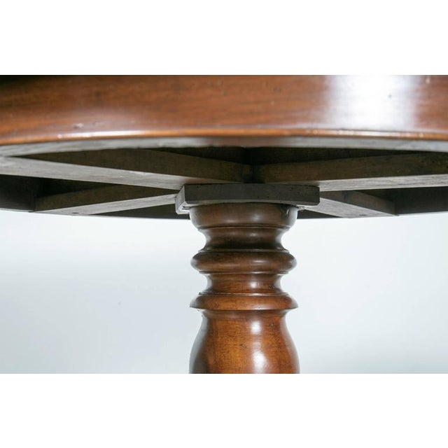 French Louis Philippe Period Marble Top Gueridon Table For Sale In Birmingham - Image 6 of 9