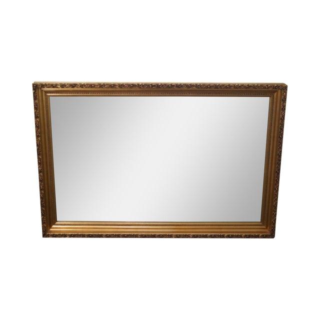 Gilt Frame Beveled Mirror - Image 1 of 10