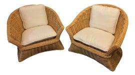 Image of Ralph Lauren Club Chairs