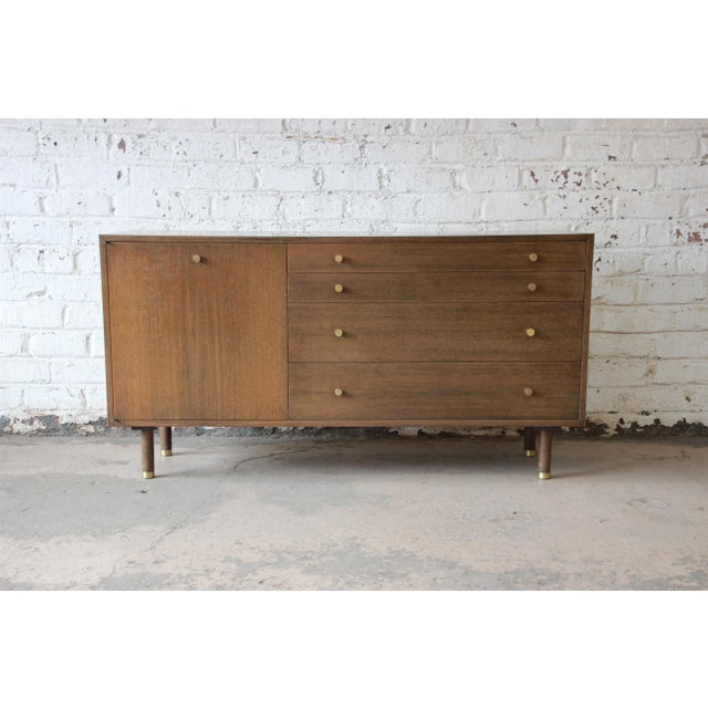 Contemporary Harvey Probber Mid-Century Credenza For Sale - Image 3 of 11