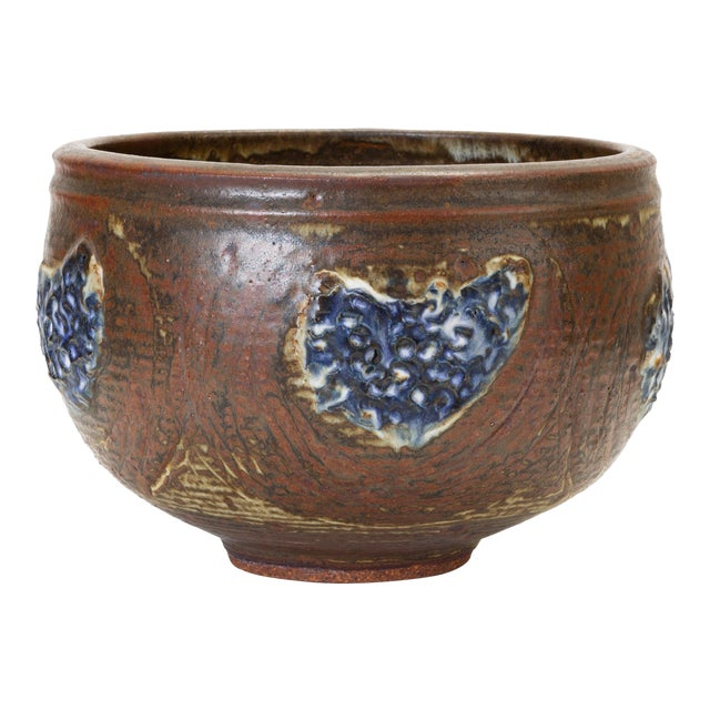 Vivika and Otto Heino Studio Pottery Bowl For Sale