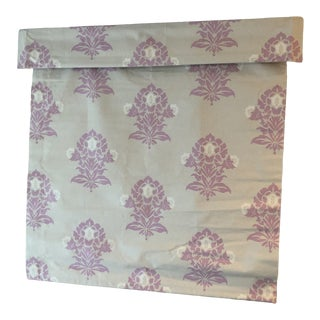 Designer Fabric Custom Made Roman Shades For Sale