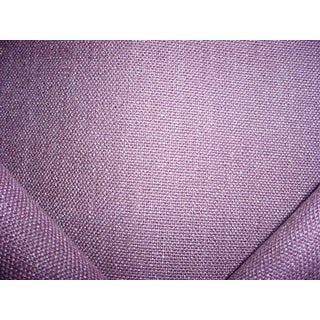 Modern Kravet Couture Stone Harbor Violet Purple Upholstery Fabric- 13-3/7 Yard For Sale