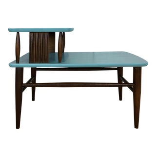 Mid Century Modern End Table For Sale