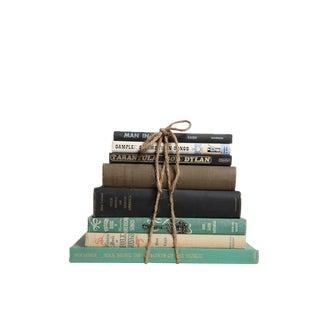 Vintage Decorative Book Gift Set: Folk Music