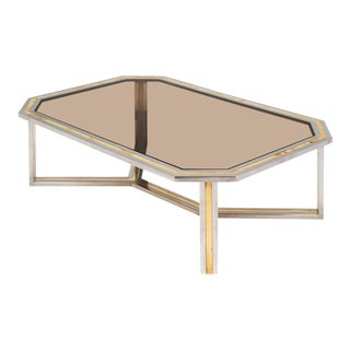 Italian Modernist Coffee Table by Romeo Rega