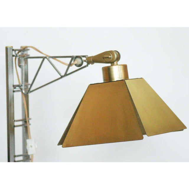 "Curtis Jere ""Jacob's Ladder"" Table Lamp For Sale In Los Angeles - Image 6 of 8"