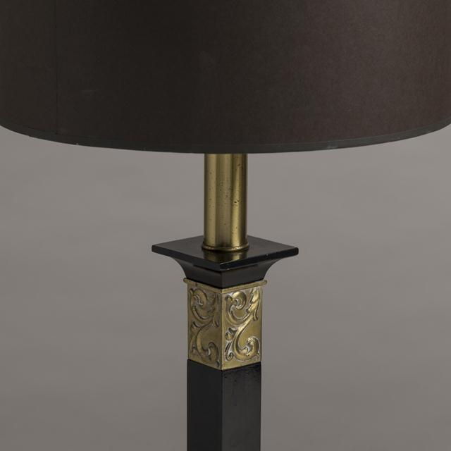 A pair of Rembrandt classical inspired table lamps, 1950s. NB: These items are subject to a further discount over and...