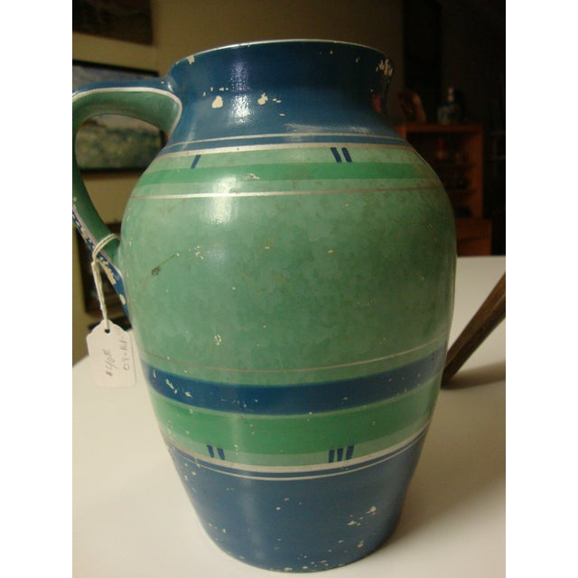 1960s Vintage 1968 Wheldon England Pitcher For Sale - Image 5 of 5