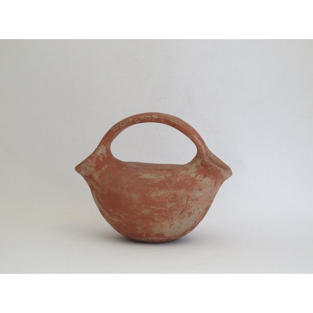 Native American Style Two Sided Vessel - Image 4 of 6