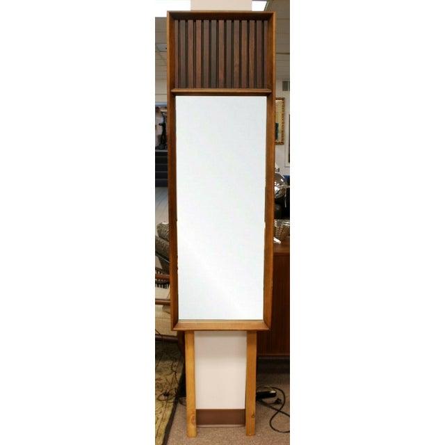 Mid Century Modern Lane Rosewood Bedroom Set Dresser Headboard Cabinet - Set of 6 For Sale In Detroit - Image 6 of 13