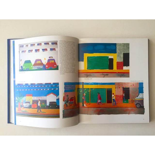 """This David Hockney """" That's The Way I See It """" rare vintage 1993 first edition collector's iconic hardcover Pop Art book..."""