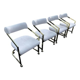 Set of Four Design Institute of America Chairs For Sale