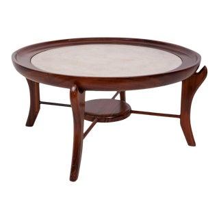 Giuseppe Scapinelli 'Maracana' Coffee Table For Sale