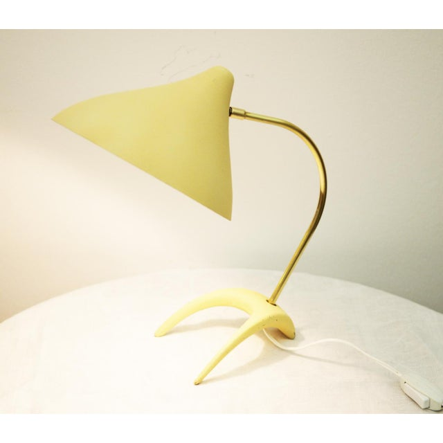 Philips Table lamp by Louis Kalff for Philips For Sale - Image 4 of 11