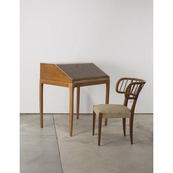 Mid-Century Modern JOSEF FRANK Chair for Haus und Garten Austria, ca.1925 For Sale - Image 3 of 4