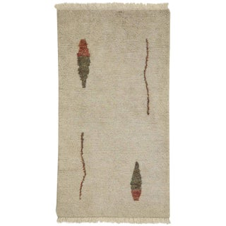 Contemporary Moroccan Style Rug - 2′7″ × 4′9″ For Sale