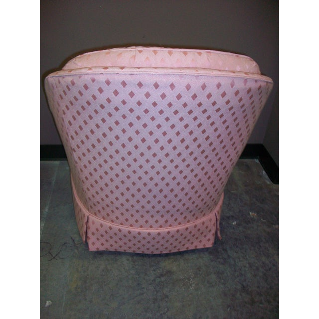 Vintage Pennsylvania House Button-Tufted Accent Chair - Image 5 of 5