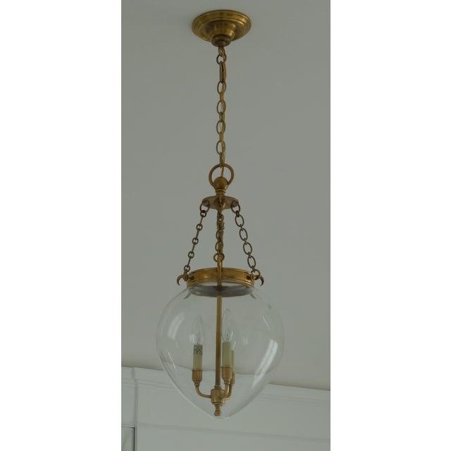 E.F. Chapman Amphora Bell Jar Pendant - Image 2 of 3