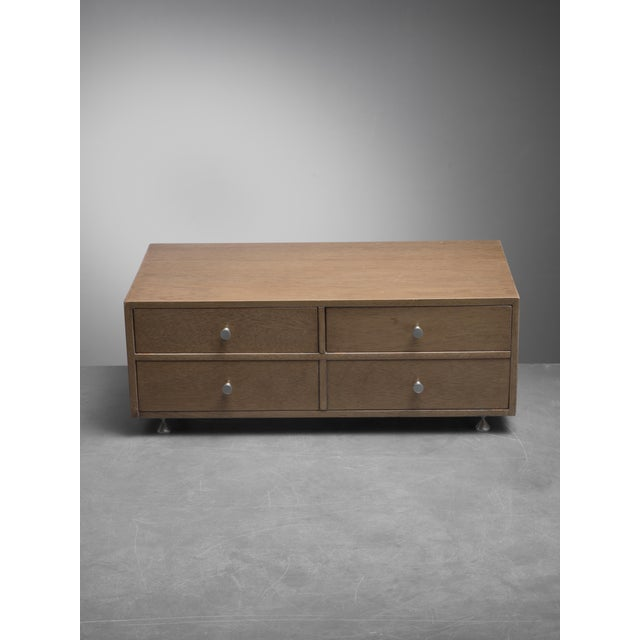 Mid-Century Modern 1950s jewelry chest by Arthur Umanoff, USA For Sale - Image 3 of 6
