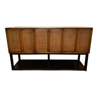 Mid Century Jack Cartwright for Founders Cane Door Sideboard For Sale