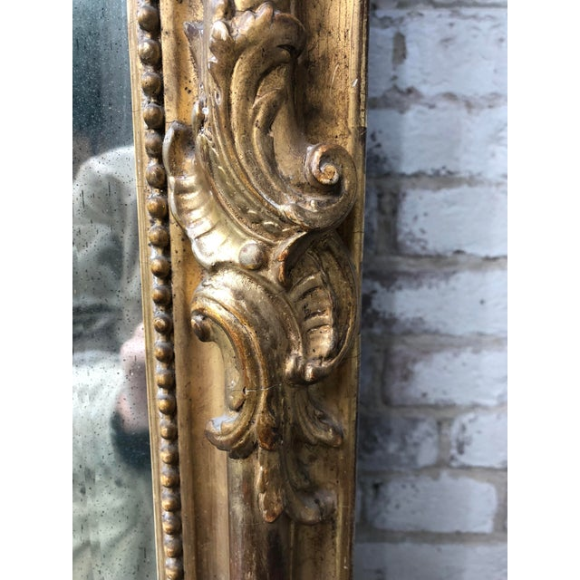 19th Century Mirror For Sale - Image 4 of 13