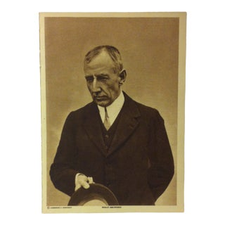 "Circa 1915 ""Robert Amundsen"" the Mentor Association Print For Sale"