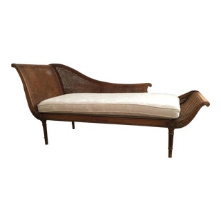 Antique Louis XV Style Chaise