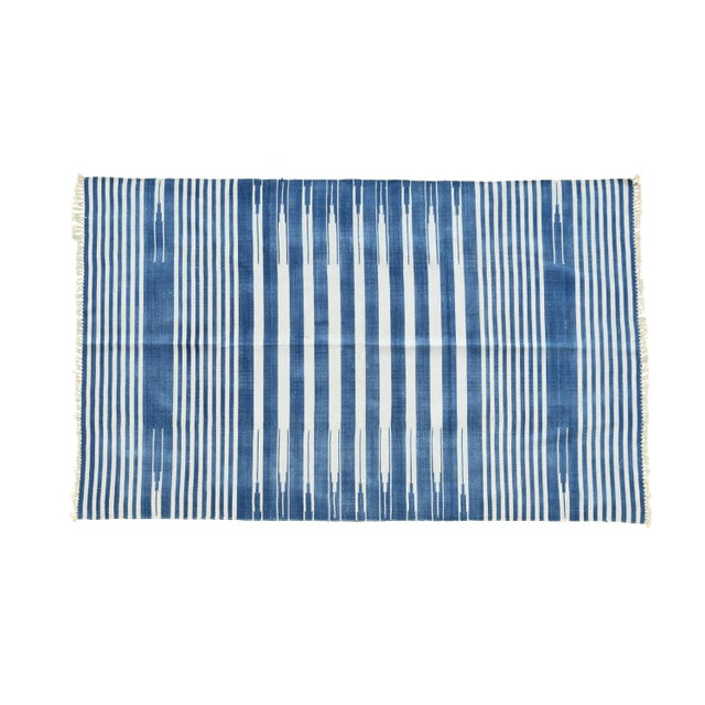 Not Yet Made - Made To Order Gaya Rug, 5X8 For Sale - Image 5 of 5
