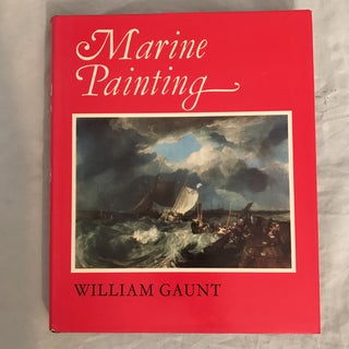 """1975 """"Marine Painting"""" First Edition Art Book Preview"""