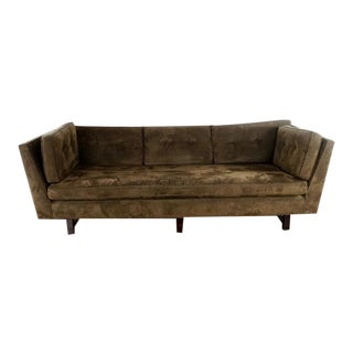 Room & Board Mid Century Modern Style Contemporary Upholstered Sofa For Sale