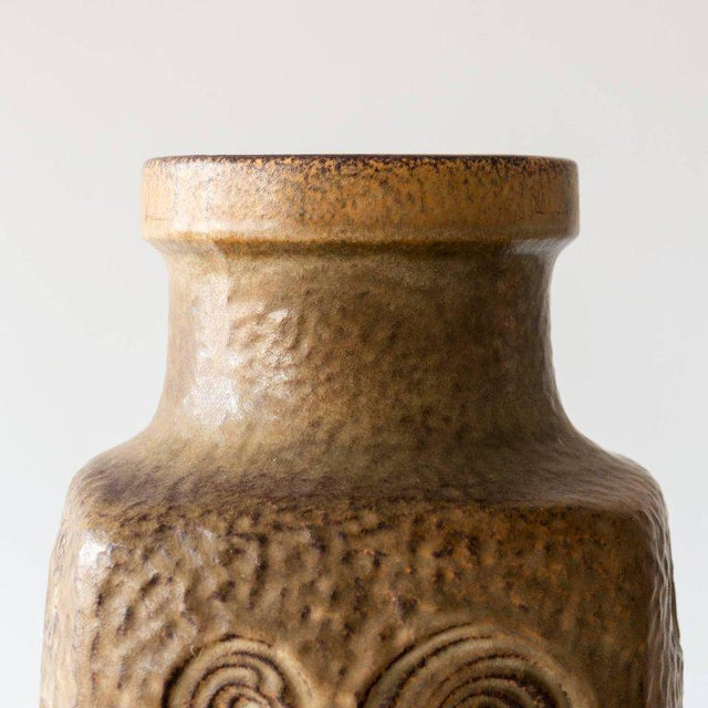 Tall Modernist French Vase, Mid-20th Century - Image 5 of 7