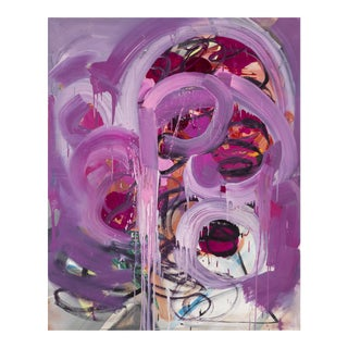 """Pamela Staker, """"Abstract Study (Swirl No.2)"""" For Sale"""