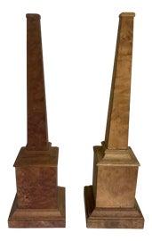 Image of Traditional Obelisks