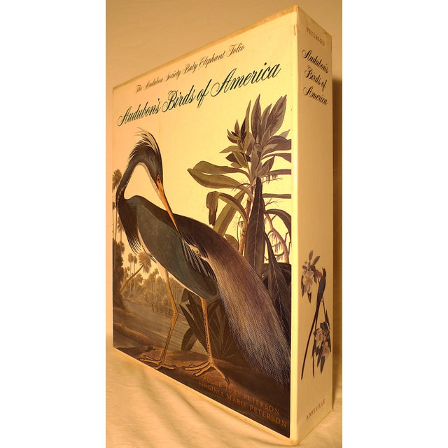 Title: The Audubon Society Baby Elephant Folio - Audubon's Birds of America. Author: Roger Tory Peterson & Virginia Marie...