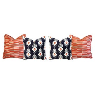 Nate Berkus El Convento & Galbraith & Paul Birch Tile Pillows - Set of 4
