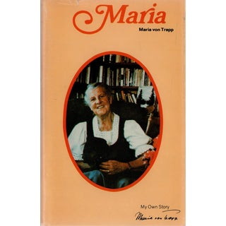"""1972 """"Maria"""" Collectible Book For Sale"""