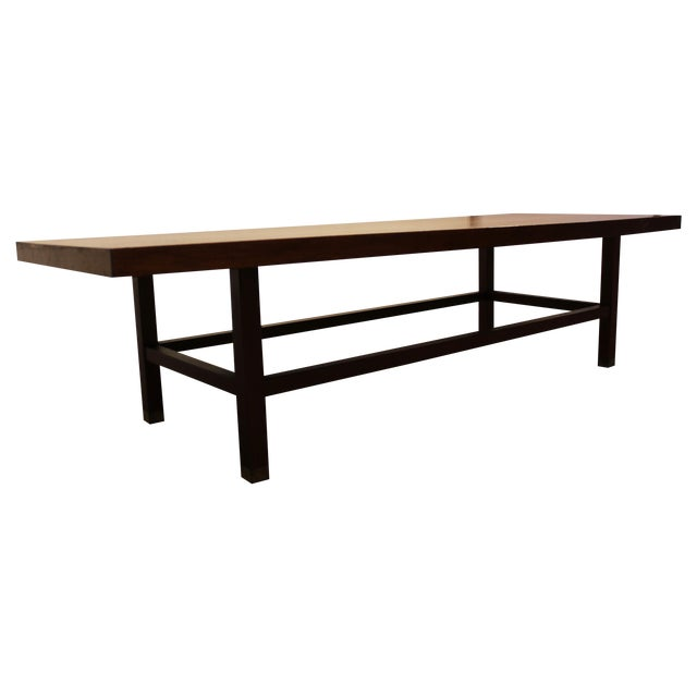 Mid-Century Modern H. Paul Browning Coffee Table - Image 1 of 11