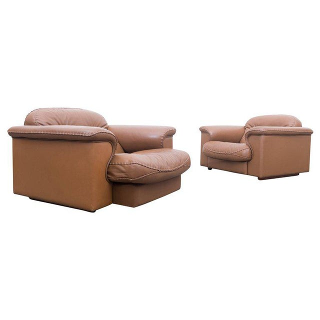 Pair of Adjustable DS 101 Lounge Chairs by De Sede For Sale - Image 11 of 11