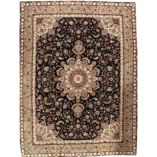 Pasargad N Y Sino Tabriz Hand-Knotted Rug - 8′9″ × 11′9″ For Sale