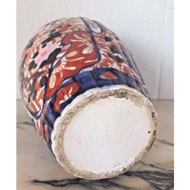Antique 1860 Japanese Imari Porcelain Vase - Image 3 of 5