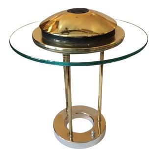 Robert Sonneman Saturn Style Table Lamp