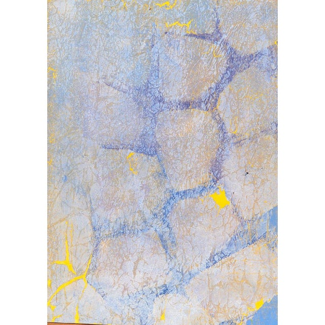 """Fernando Texidor Mid-Century Abstract """"Metamorphosis"""" Painting For Sale In New York - Image 6 of 7"""