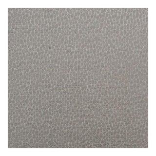 Biella Quartz Italian Gray Fabric - 1 Yard For Sale