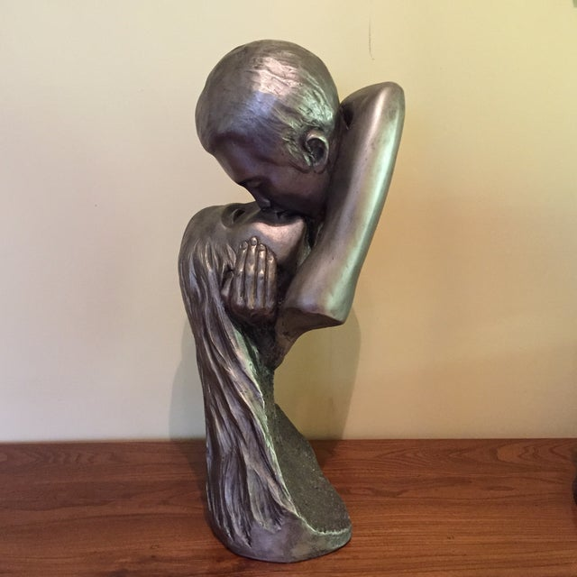 Lovers Sculpture by David Fisher - Image 3 of 9