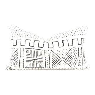 Space Mudcloth Pillow Medium Lumbar For Sale